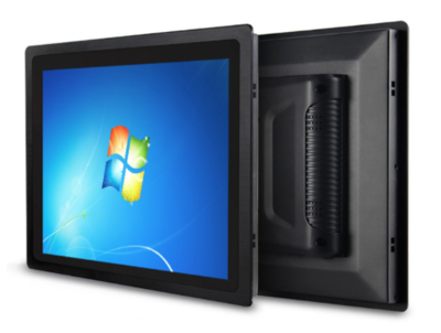 iimex group 10-4 windows tt touchpanel wandeinbau schwarz
