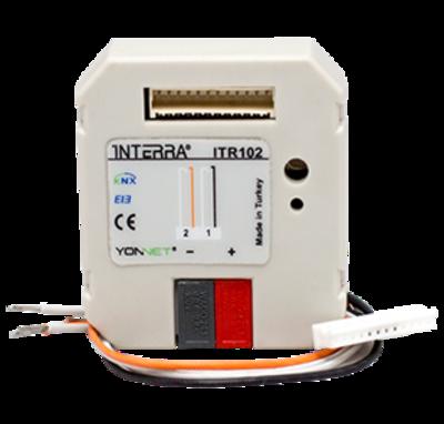 KNX Binäreingang · Tasterschnittstelle · Universal Interface mit LED Ausgang