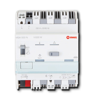 MAKEL Smart Home KNX Dimmer 1 Kanal 300W